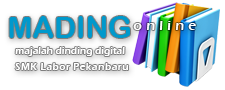 Mading Online SMK Labor Pekanbaru