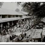 Suasana Pasar di Indragiri Hulu