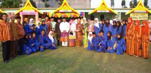 SMK Labor Bersama Walikota Pekanbaru